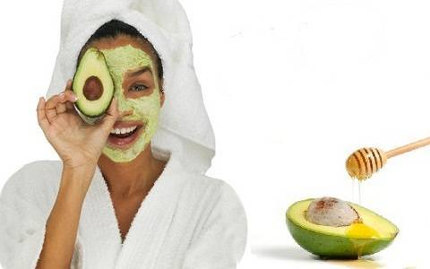 Avocado Face Mask Recipe for Dry Skin