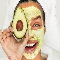 Avocado Face Mask for Dry Skin