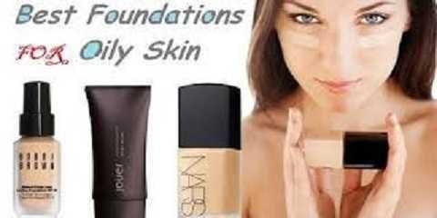 what are the best foundation for oily skin
