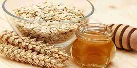 oatmeal face mask for oily skin