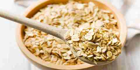oatmeal mask for dry skin
