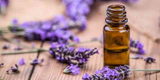 Essential Oil for Itchy Allergic Reaction Skin Rash